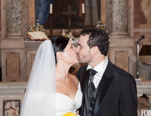 Fotografie da un Matrimonio – Rosa e Simone