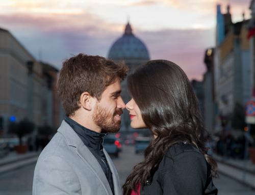 Pre Matrimoniale Roma – Iasmim e Mateus