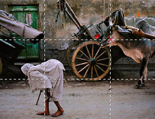 Come comporre una foto?  9 trucchi illustrati con le foto di Steve McCurry